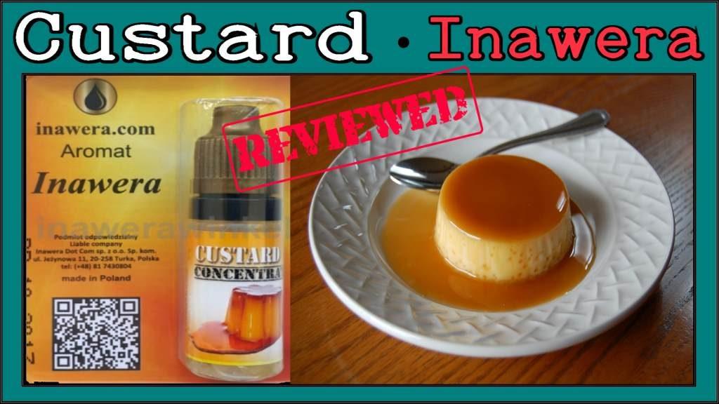 Custard Inawera – Review & Recipe [Smooth like silk] – DIY